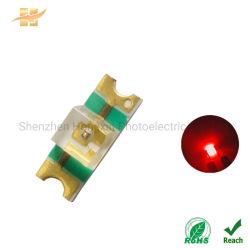 Hx-1205 Ultra brillante rojo estándar 58-145LED SMD de montaje en superficie mcd