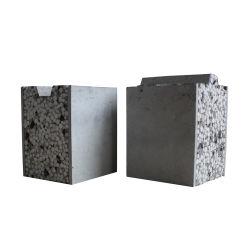 Economizzatore d'energia rendere incombustibile il pannello a sandwich isolato del cemento di ENV