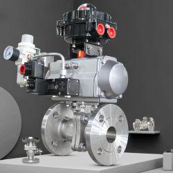 중국 공장 2PC 소프트 씰 플랜지 엔드 Pn16 Pn25 Class150lb 스테인레스강 플로트 볼 밸브