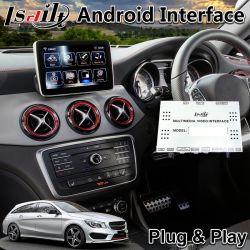 Interface van de Auto van de navigatie de Androïde Video voor de cla-Klasse van Mercedes-Benz van het Jaar van 2015-2019 X117