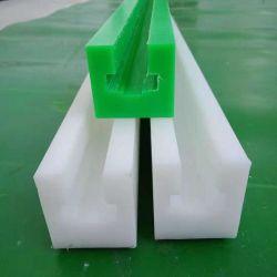 Parti di guide lineari UHMWPE lavorate a macchina CNC OEM personalizzate