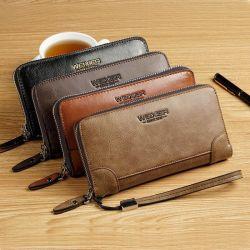 도매 최신 판매 남자 지갑 남자 클러치 지갑 Mens 가죽 지갑 형식 지갑