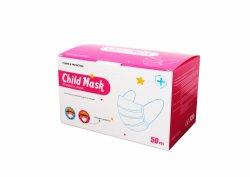Masque d'impression d'emballage personnalisable Boîte vide pour les enfants de masque