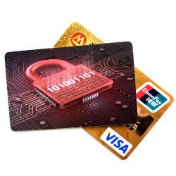 T5577Placa de bloqueio de RFIDpara segurança da carteira total