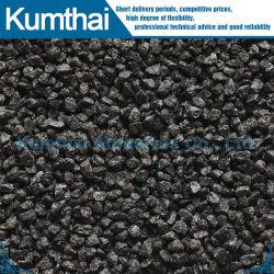 El corindón alúmina fundida marrón óxido de aluminio de granos abrasivos