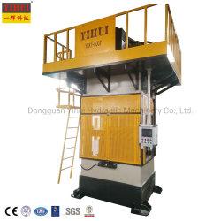 200 la tonne le type de logement de l'intérieur du capot de toit de voiture hydraulique Presse à chaud