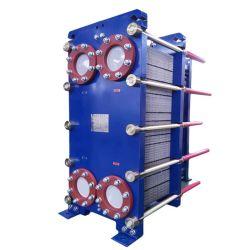 Plaque en acier inoxydable de haute pression Échangeur de chaleur huile pour système de refroidissement Efficiant