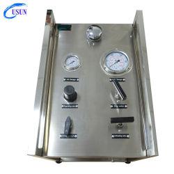 Modell: Uns-Ah luftbetriebenes hydraulische Prüfungs-Pumpen-Gerät für Schlauch. Gefäße und Ventile