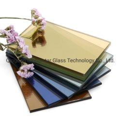 1.8mmから6mmミラーのフロートガラスアルミニウムミラーの銀ミラーの銅自由なミラーの建物ガラスLEDミラーのスマートなミラーによって曇らされるミラー