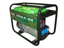 ارفع وحدة الأغراض المزدوجة لمولد طاقة البنزين سعة 3.0 كيلو واط وماكينة اللحام أسعار مولدات اللحام بالجازولين