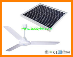 Hot-Selling Ventilador de techo solar con panel solar