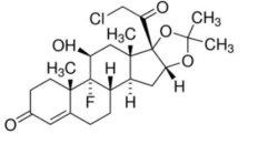 Medizinische Bestandteil-bester Preis Halcinonide, CAS-Zahl: 3093-35-4