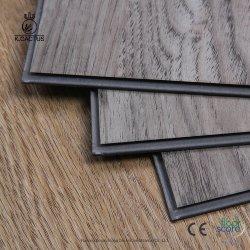 スリップ防止防水木製の一見の贅沢な床タイルPVC床のLvt Spcのビニールの板
