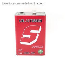 3.785 litri dello stagno di prodotto chimico del pacchetto una latta del metallo di gallone