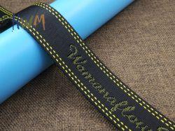 Толщина пользовательские ленты из жаккардовой ткани из нейлона лямке для сумки взять на себя сумки