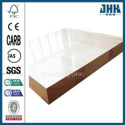 高品質材木によってカスタマイズされるデザインMDFのボード