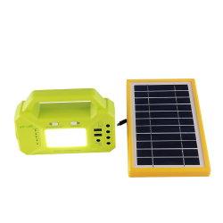 3W 5W 10W 휴대용 비상 조명 Solar Lantern Solar Home 조명시스템 아프리카용 태양열 에너지 키트
