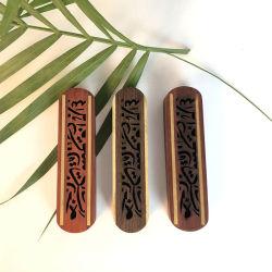 خيزرانيّ [إينسنس بورنر] طبيعيّ جلّيّة خشبيّة خشبيّة بخور سقاطة موقد