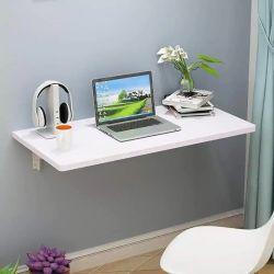 사무실 홈 키친용 벽면 장착형 접이식 테이블 데스크