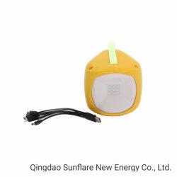 Портативный светодиодный индикатор на солнечных батареях индикатор для зарядки телефона и чрезвычайных