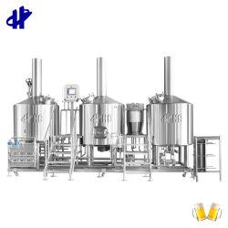 ビール醸造所1500L全セットのビール醸造所装置ビール醸造のビール醸造所ビールターンキービール醸造所のターンキープロジェクト