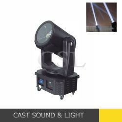 Licht van het Onderzoek van de Hemel van het Xenon Pressuer van de Controle DMX het Hoge 2kw -7kw