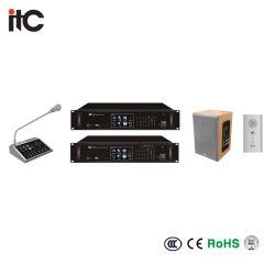 ITC-SpitzenTechnologie-Schule-Hotel industrielles IP-Netz-allgemeines LautsprecheranlageLuna LAN-PA-System