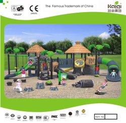 Среднего размера Kaiqi лесных тематические детская игровая площадка (KQ35007A)