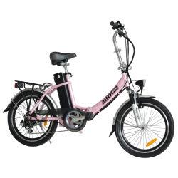 20' de bicicleta plegable más populares con la norma EN15194 Jb-Tdn02z