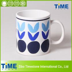 Grandes tasses en porcelaine avec poignée pour le café (CM612060)