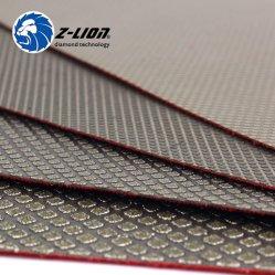 Z Lion Electrolated Diamond Mramic Sandpaper Sheets for Stone Marble, Ceramic Tiles, Glass(스톤 마
