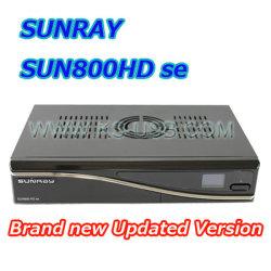 DM800HD SE PVR спутниковый ресивер с Sunray набора микросхем