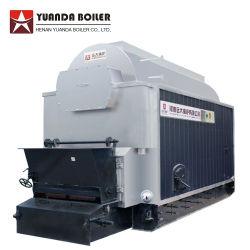 El mejor precio máquina cascarilla de arroz paddy Industrial biomasa caldera de vapor para el molino de arroz