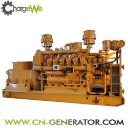 Для получения биогаза с генераторной установкой Jichai двигателя