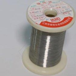 Cr30ni70 Élément de chauffage de la résistance du fil en alliage de pour le circuit électrique