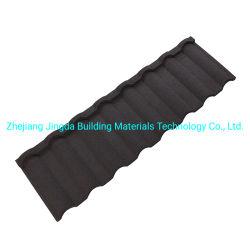 ضمان 50 سنة بناء مواد السقف حجر مطلي بالمعدن الصلب Metros استيراد ألواح السقف من الصين مواد سطح من الصلب