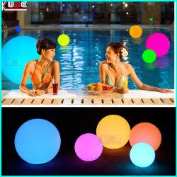 Hochzeit LED rundes Tablel Deco beleuchtet Tisch-Partei IR-Steuerung