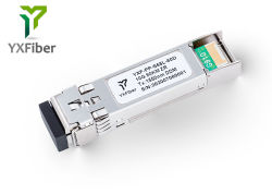 J4860un SFP-10G-Zr SFP+ 10g 1550nm 80km seul mode de module SFP à fibre optique