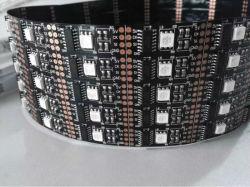 Flexibles multicolores imperméabilisent la bande d'éclairage LED de 12 volts