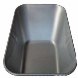 Gute Qualitätsschubkarre-Stahl-Wanne