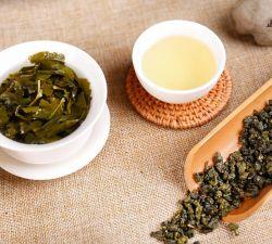 Norma Europeia Jin Xuan chá oolong Fragrâncias naturais do leite