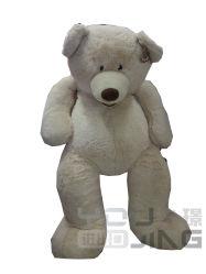 Personnalisé de graisses organiques énorme un jouet en peluche ours en peluche