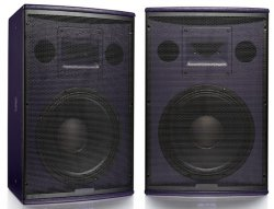 12polegadas altifalante de longo alcance Professional Alto-falante de áudio caixa vazia