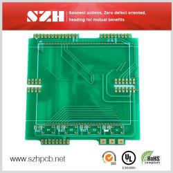 A HAL Leadfree 2 Layer PCB do circuito de luz de LED