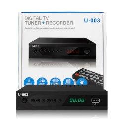 空気TV TVのコンバーターボックスのためのデジタルチャンネルのレセプションATSC TVのチューナー