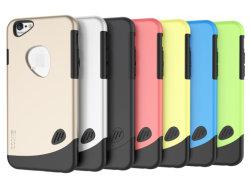 حقيبة صغيرة الحجم ثنائية الطبقات مزودة بتقنية TPU لغلاف S6 Hybrid من Samsung