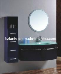 Design élégant de la vanité de douche avec lavabo (LT-A8091)