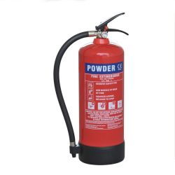 EN3 Kitemark 6kg Trockenpulver ABC und elektrischer Feuerlöscher