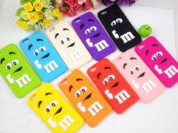 M 디자인 실리콘 케이스 iPhone/Samsung/HTC/Soney/LG/Moto