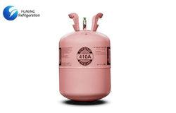 غاز التبريد CH2f2 أسطوانات الغاز الوردي R410A للتبريد بالتيار المتردد